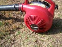 Homelite hand held blower, runs great, 50.00 / trade?