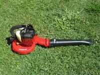Homelite Blower 200MPH RUNS GOOD! CALL  NO EMAILS OR