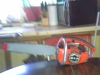 Vintage Homelite Chain saws, work 1-Homelite XL, all