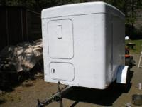 I HAVE TWO HOMEMADE TRAILER - BOTH UNIQUE. I cannot use