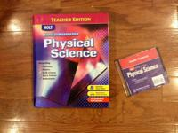 Includes Teachers edition textbook and CD ROM chapter