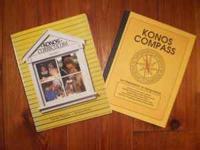 Konos Curriculum Volume 1 and Konos Compass---excellent