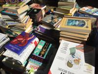 Lots of homeschool books (also great for a family