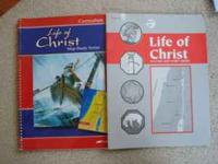"I have a ""Life of Christ Map Study Series"" and a"