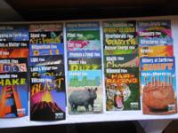 I HAVE FOR SALE A LOT OF 29 DISCOVERY CHANNEL SCHOOL