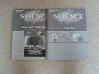I have A BEKA's 7th grade Science: Order & Reality