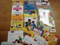 Selling Home School Curriculum Kindergarten-1st grade.
