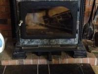 Selling my Homestead Free Standing Wood Stove Model