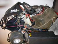 Honda 125cc Shifter Karts 2005  $ 3000.00 or all 3 for