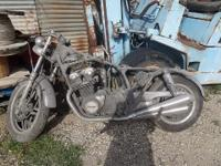 Honda 1982 CB750K4 747CC Motorcycle parts This site and