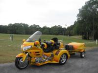 THE TRIKE HAS ONLY 27,245 ORIGINAL MILES ON IT. THE