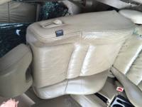 I'm selling the interior of my Honda & the engine as