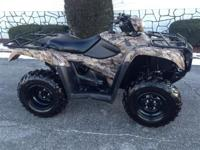 Honda Rancher - Foreman and Rubicon 4x4's $4395-$6795