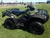 Honda Rancher - Forman - Rubicon 4x4 ATV's for sale