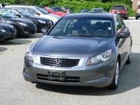 HONDA ACCORD EXL TOP OF THE LINE. LEATHER, MOONROOF,