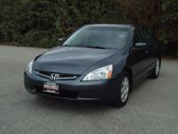 ***2005 Honda Accord EX V6 Low Miles*** This powerful