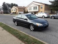 I have 2004 Honda accord for sale great running car