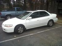 1999 Honda Accord EX 4 Door Sedan V6 VTec 3.0 Liter