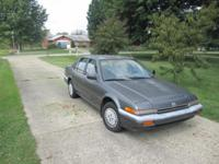 1987 Honda Accord. 131,xxx miles. 2nd owner with