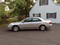 i have 1998 Honda accord v6 great runing car leather