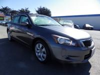 This 2010 Honda Accord Sedan EX-L V6 with Navigation is