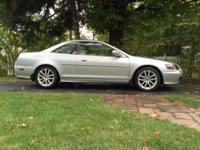 I am selling my 2002 Honda Accord EX V6 coupe.