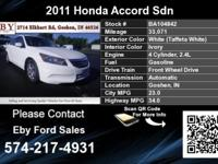 Call Eby Ford Sales at  Stock #: BA104842 Year: 2011