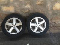 Accord factory rims  5 lug, 5x114.3, 5x114 *** 2 each 5