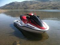 2004 HONDA AQUATRAX. excellent condition, 132 hours of