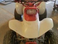 1987 Honda ATV 620, Runs, Registration up to date