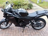 Awesome Honda CBR 250R in great condition! The bike has