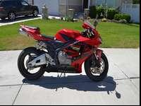 2005 Honda CBR600RR. NADA lists it $6,000! Has BRAND