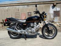 This is my all original unrestored CBX. I have rebuilt