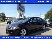 1-OWNER... NAVIGATION... LOW Miles!! 2008 Honda Civic