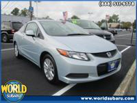 NEW ARRIVAL! PRICED BELOW MARKET! THIS CIVIC COUPE WILL