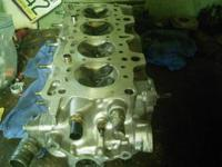 D15b2 cylinder head out of a 91 civic sedan has been