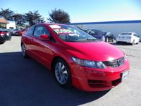 This 2011 Honda Civic Sedan EX is offered exclusively