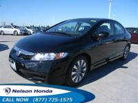 This 2011 Honda Civic EX Sedan is LIKE NEW with only