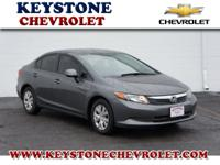 This 2012 Honda Civic LX might just be the sedan you've