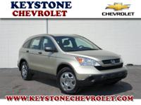 Have we got a SUV for you! This 2009 CR-V runs on a