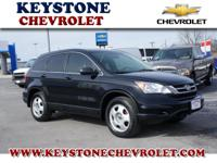 This 2010 Honda CR-V LX might just be the SUV you've