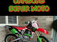 Crf150rb Super Moto Only one in the 5 Boros! Straight