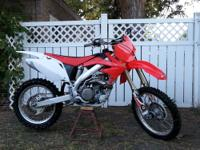 Im Selling my 05 CRF450R this has been a great bike and