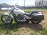 Honda Custom 1300 2007 Lightly used only 14000 miles
