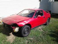 I have for sale some parts ended my 1993 civic del sol