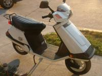 For sale is a really nice Honda Elite 80 CH80 motor