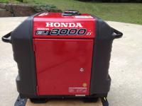 Honda 300is Generator Package Renowned Honda Eu3000is