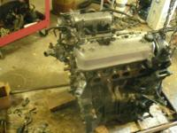 Have a Honda F 22 B2 engine. The Honda I had engine