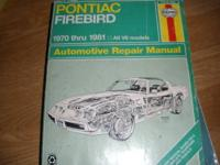 Manual is in Acceptable to Good condition. All pages