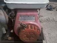 selling 7hp Honda g300 motor. has spark issuse but
